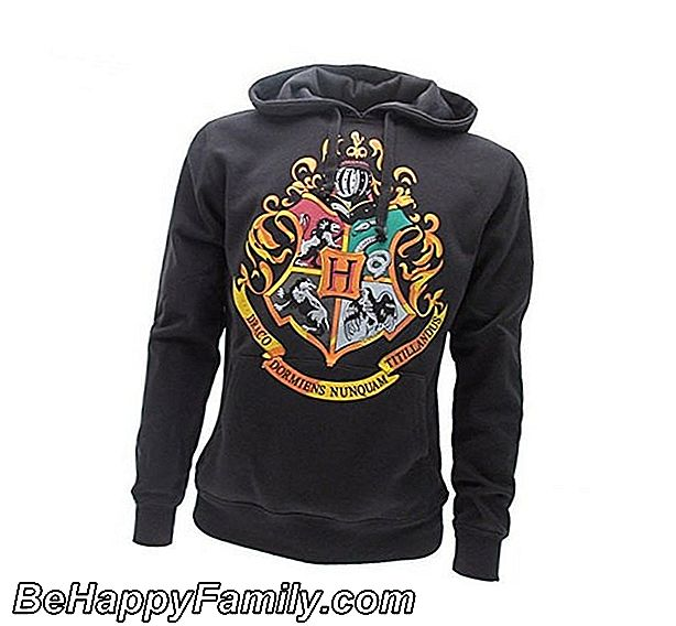 Ecole de Sweat à Capuche Harry Potter Poudlard