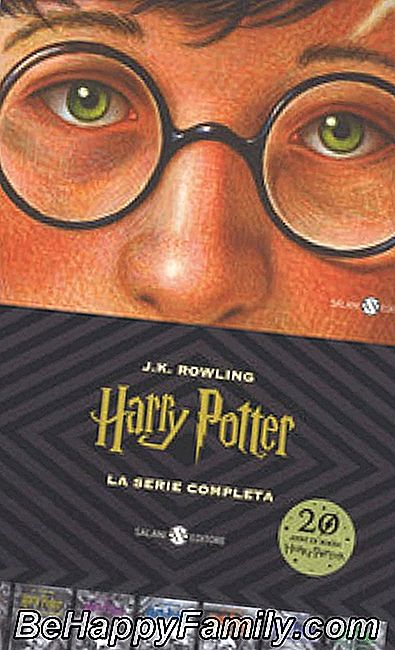 Harry Potter Set completo de cajas