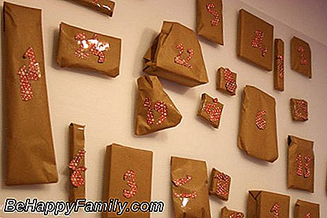 Kalender Advent DIY-Pakete