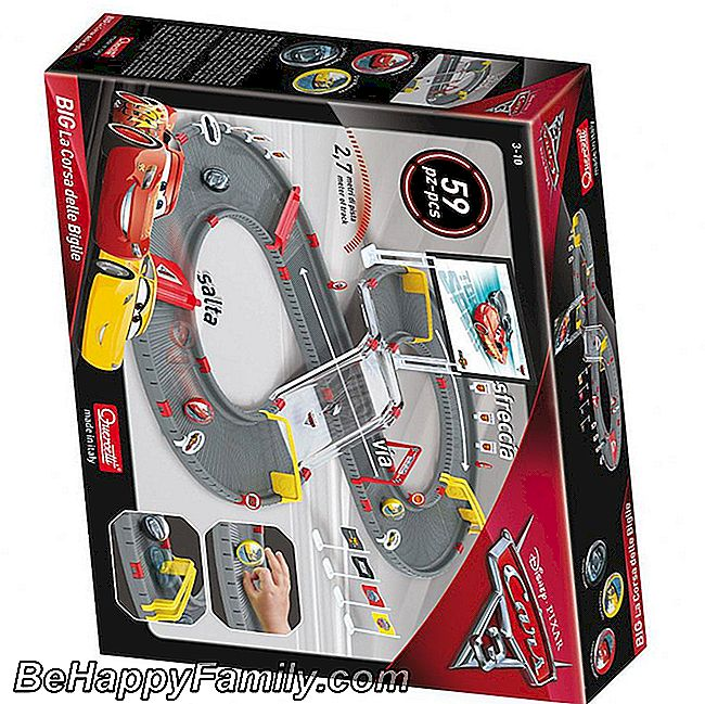 Pack Cars 3 Track