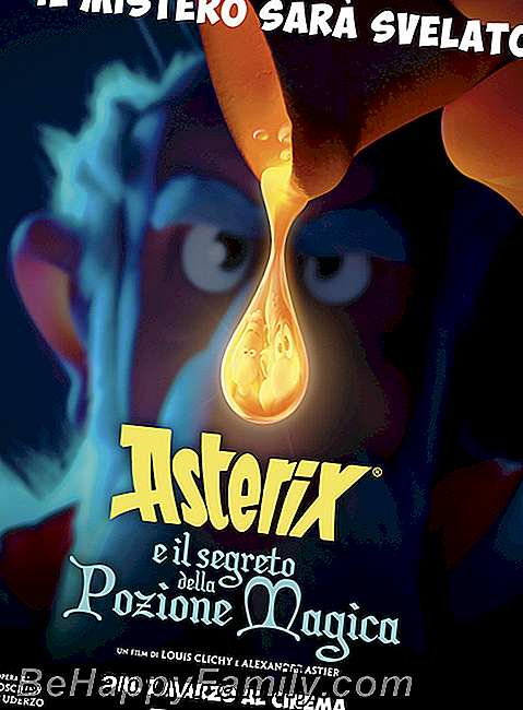 Asterix-Poster
