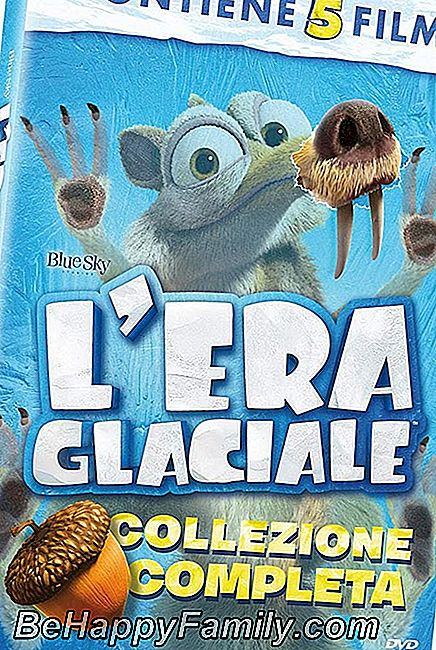 Ice Age 5 DVDs