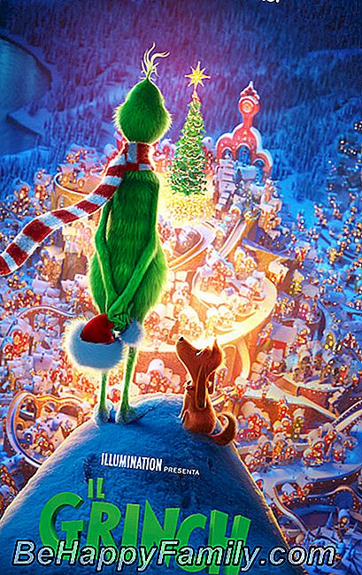 El cartel de Grinch