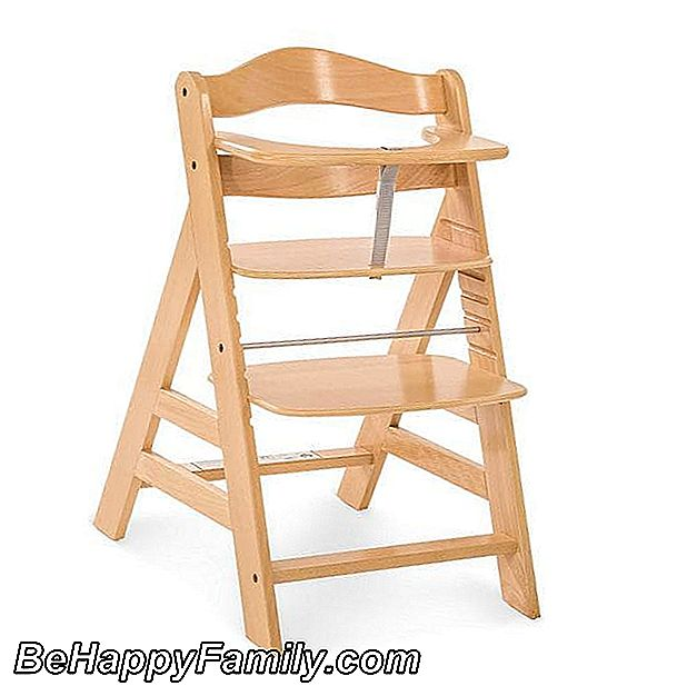 Hauck Highchair Alpha Plus