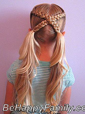 Braids yang saling melintas (PHOTO)