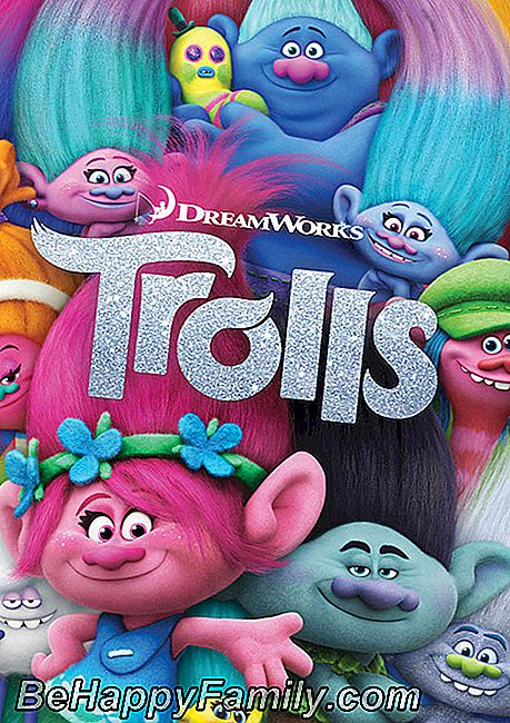 Trolls digitale DHD-cover