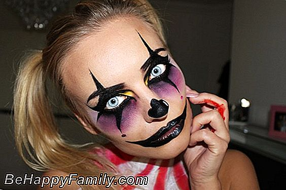 Karneval-Make-up-Ideen für Kinder mit Tutorials