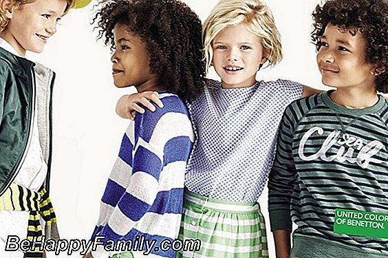 United Colors of Benetton Kids PE 2013: Glück entdecken