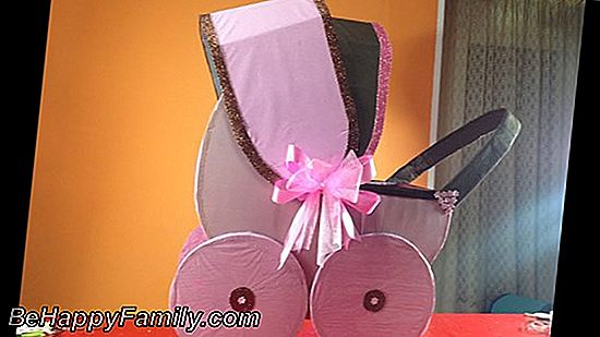 5 Ideas de regalos para un baby shower