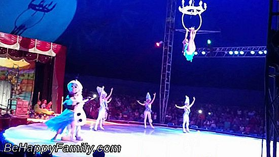 Disney On Ice Frozen llega a Italia