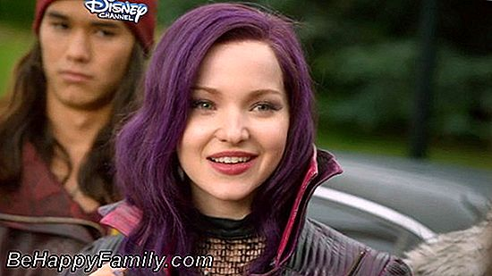 Descendenții: noul film Disney Channel
